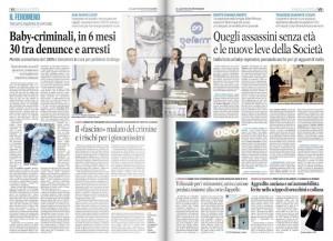 """Articolo da """"La Gazzetta del Mezzogiorno"""""""